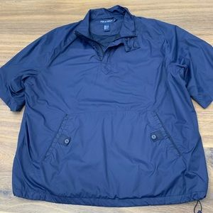 Polo Golf Ralph Lauren Windbreaker Jacket Large